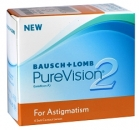 PureVision2 HD for Astigmatism, 3er Box